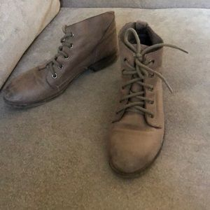 Shoes - Brownish grey boots